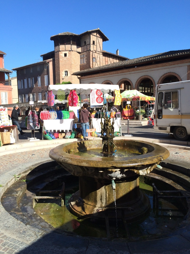 Market day in Gaillac (2/6)